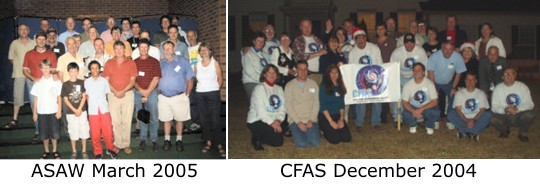 ASAW and CFAS Photos